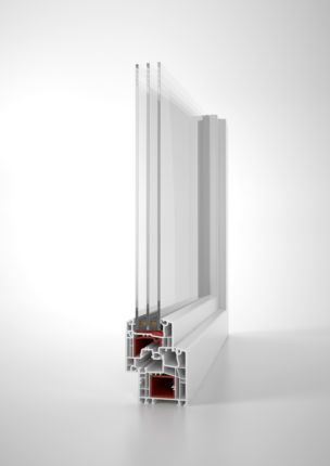 Ideal 5000® Fensterprofil