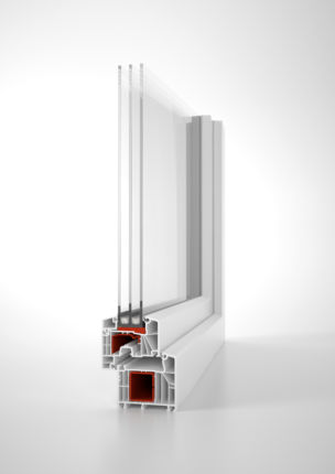 Ideal 7000® Fensterprofil
