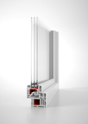 Ideal 8000® Fensterprofil